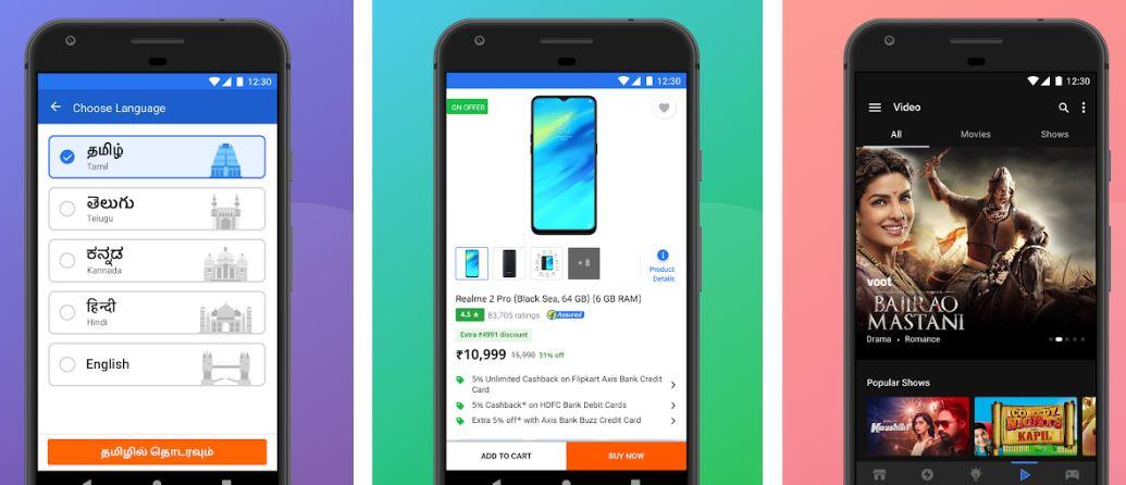 Flipkart Online Shopping App min
