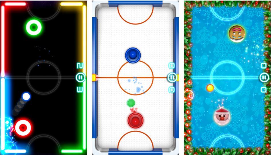 Glow Hockey min