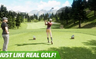 Golf King World Tour e-sports 2020 game for android
