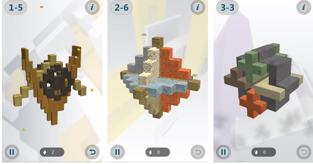 Interlocked best Android offline puzzle game