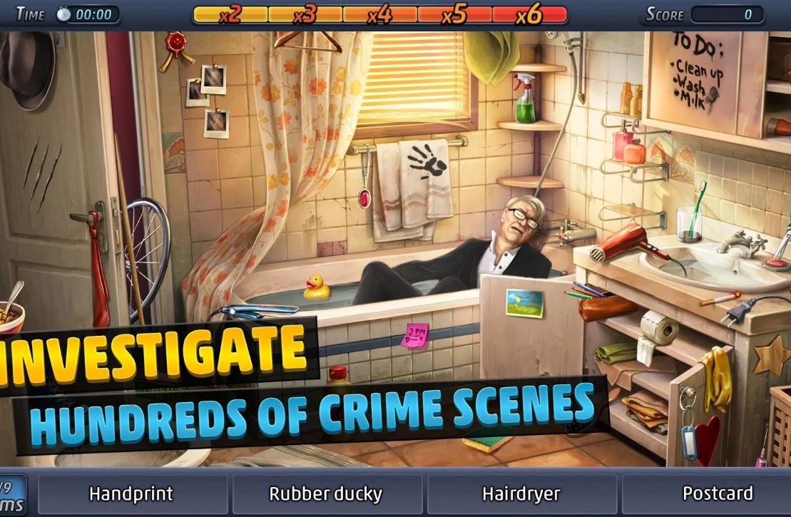 Investigate hundreds of Ccrime scenes on Android min