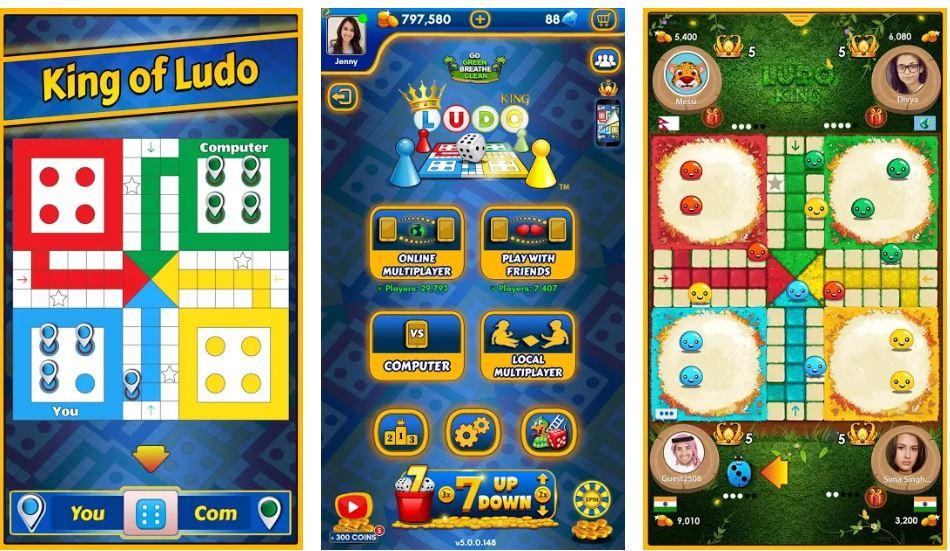 Ludo King indoor game best min