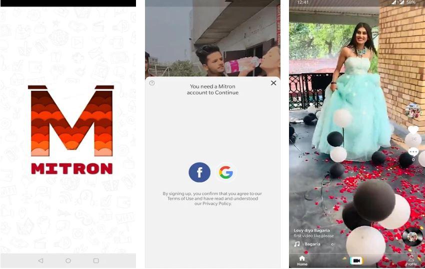 Mitron App 1