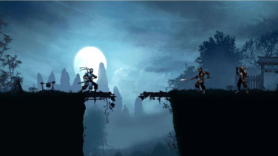 Ninja warrior best android adventure game min