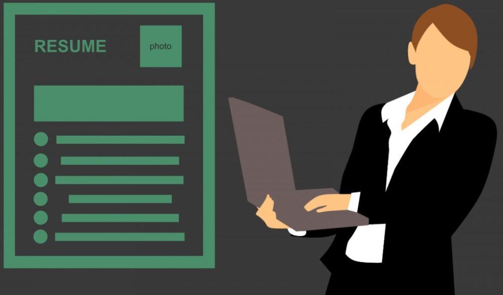 Online Resume Desing business min