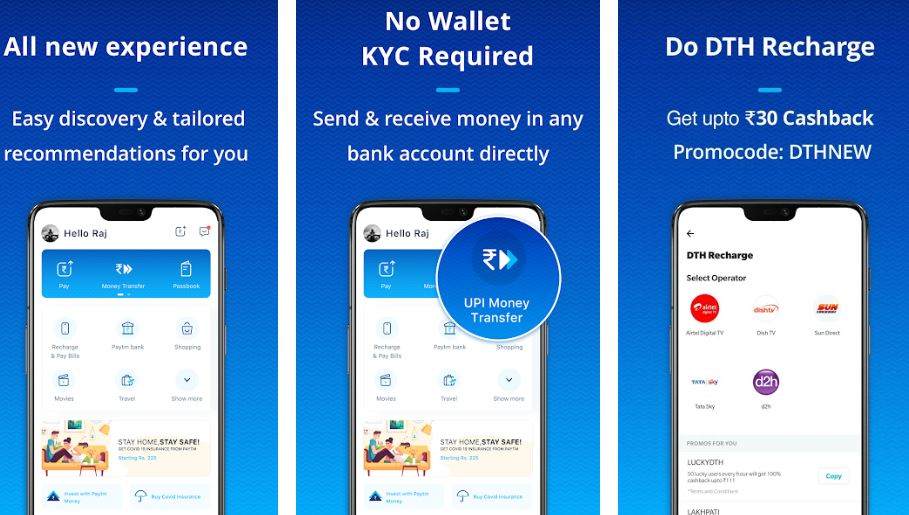 Paytm Mobile Recharge min