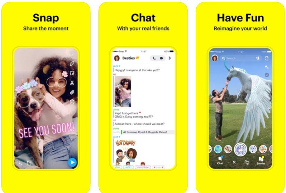 Snapchat best voice changer app min