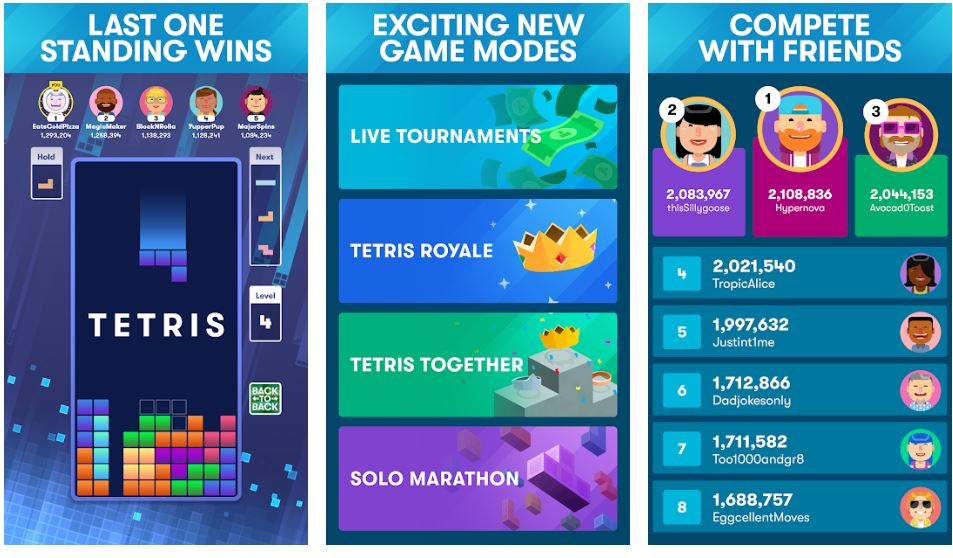Tetris min