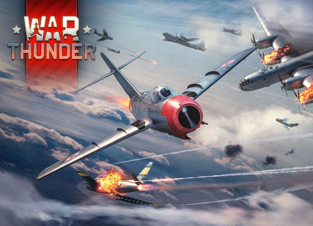 War Thunder free steam game 2020 min
