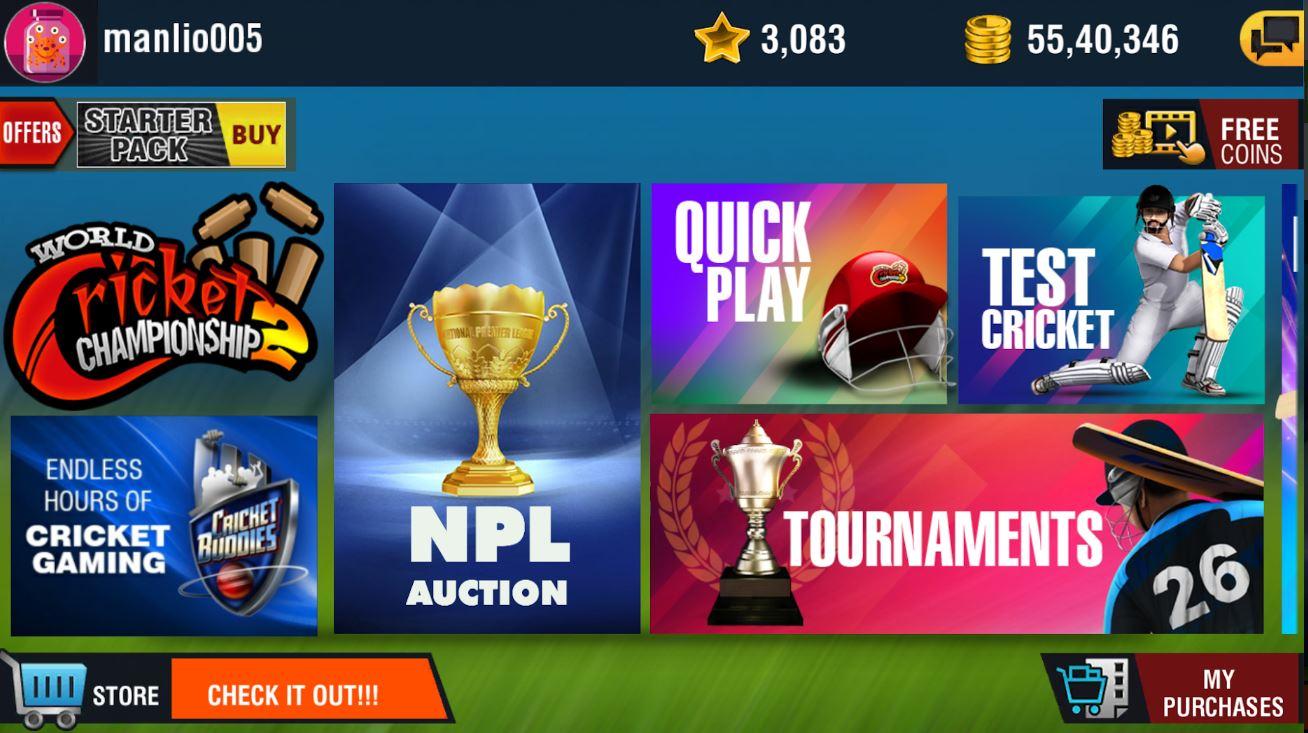 World Cricket Championship 2 WCC2 min