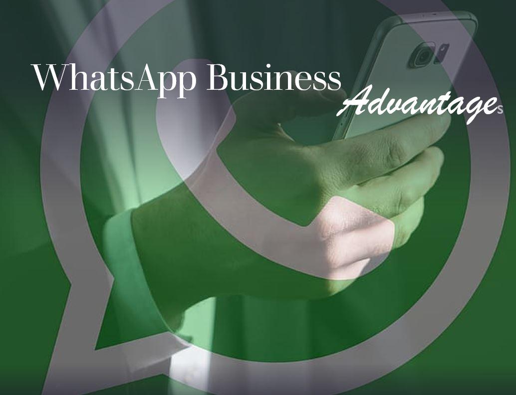 Advantages WhatsApp Business