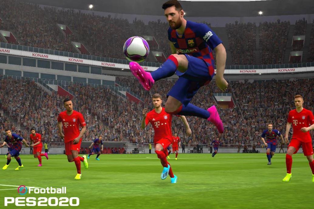 eFootball PES 2020 min