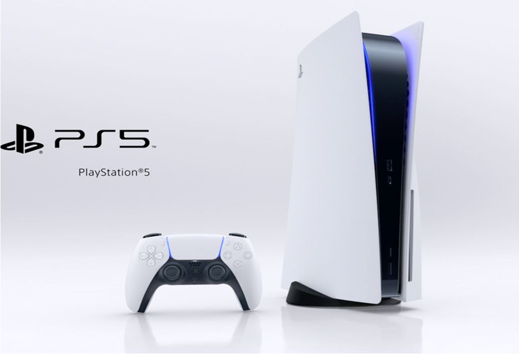 official Play station 5 Design and look min 1