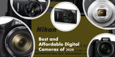 Best and Affordable Digital Cameras of 2020