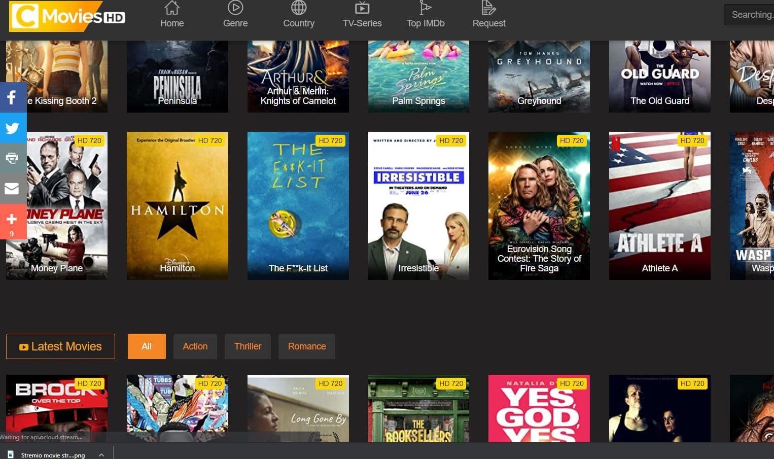 C Movies sfree movie watching online website min