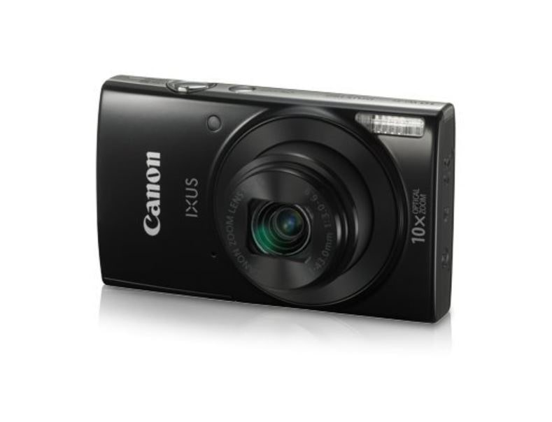 Canon IXUS 190 20 MP Digital Camera with 10x Optical Zoom min