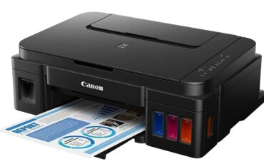 Canon Pixma G2000 All in One Ink Tank Colour Printer Black min