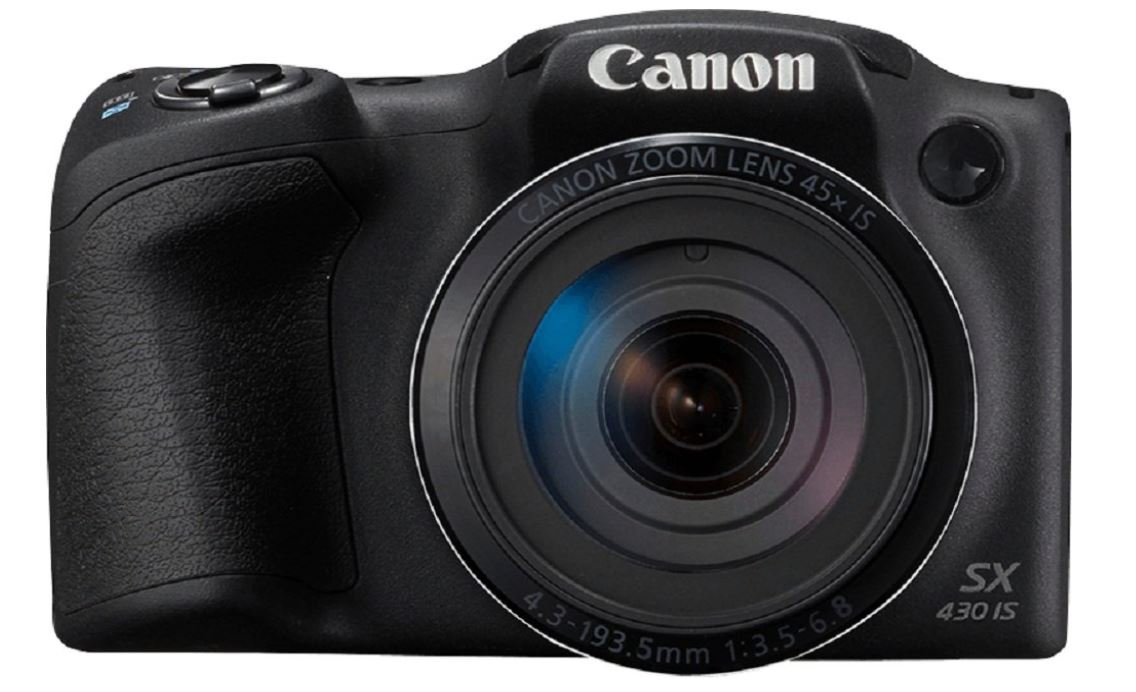 Canon PowerShot SX430 IS min