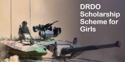DRDO Scholarship Scheme for Girls min
