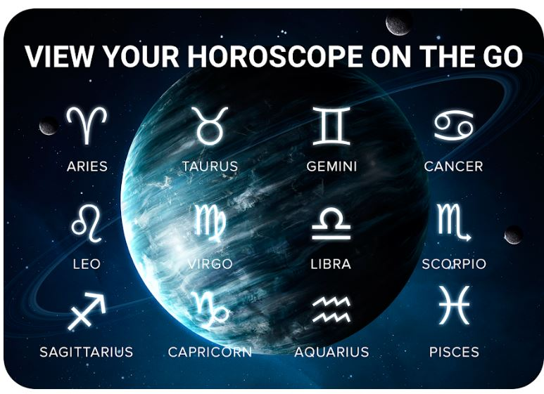 Daily Zodiac Horoscope Astrology min