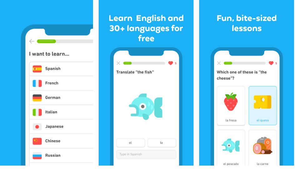 Duolingo Learn English Free min