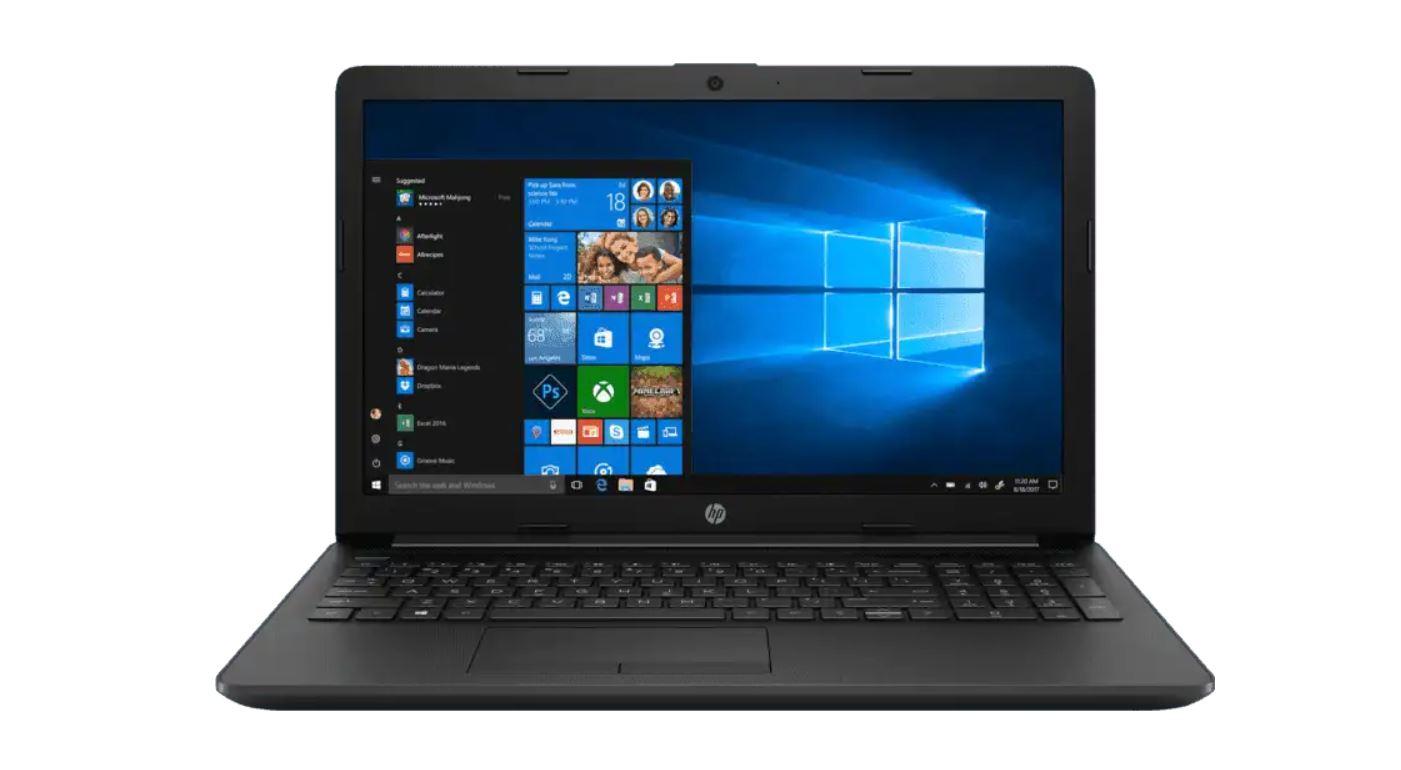HP 15 best laptop under 40000 min