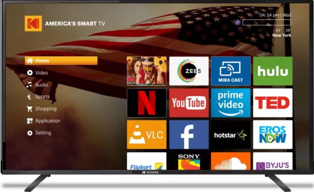 Kodak XPRO Full HD LED Smart TV min