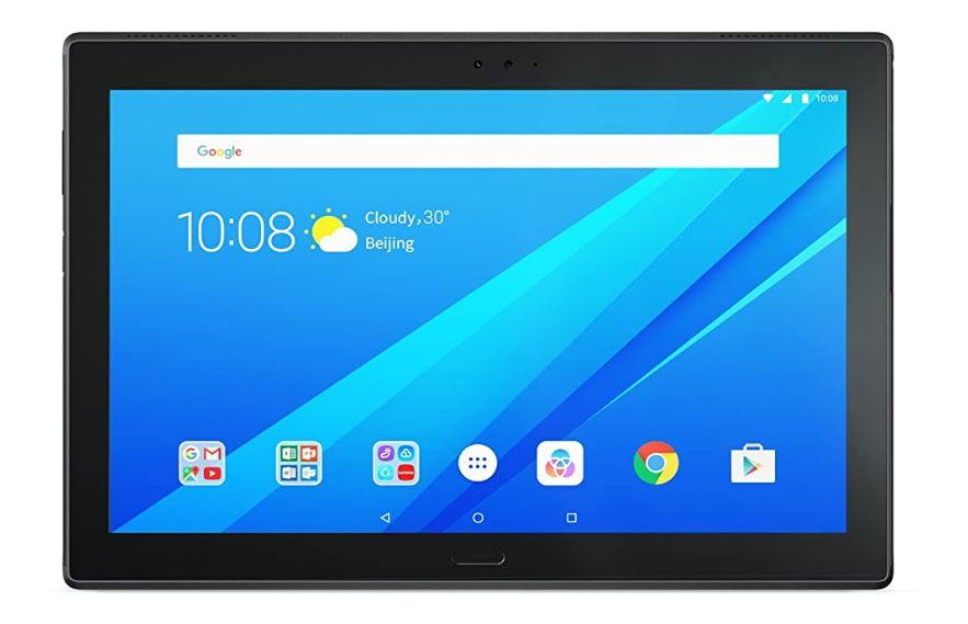 Lenovo Tab4 10 Plus Tablet 10.1 inch 16GB Wi Fi 4G LTE Non Calling Black min