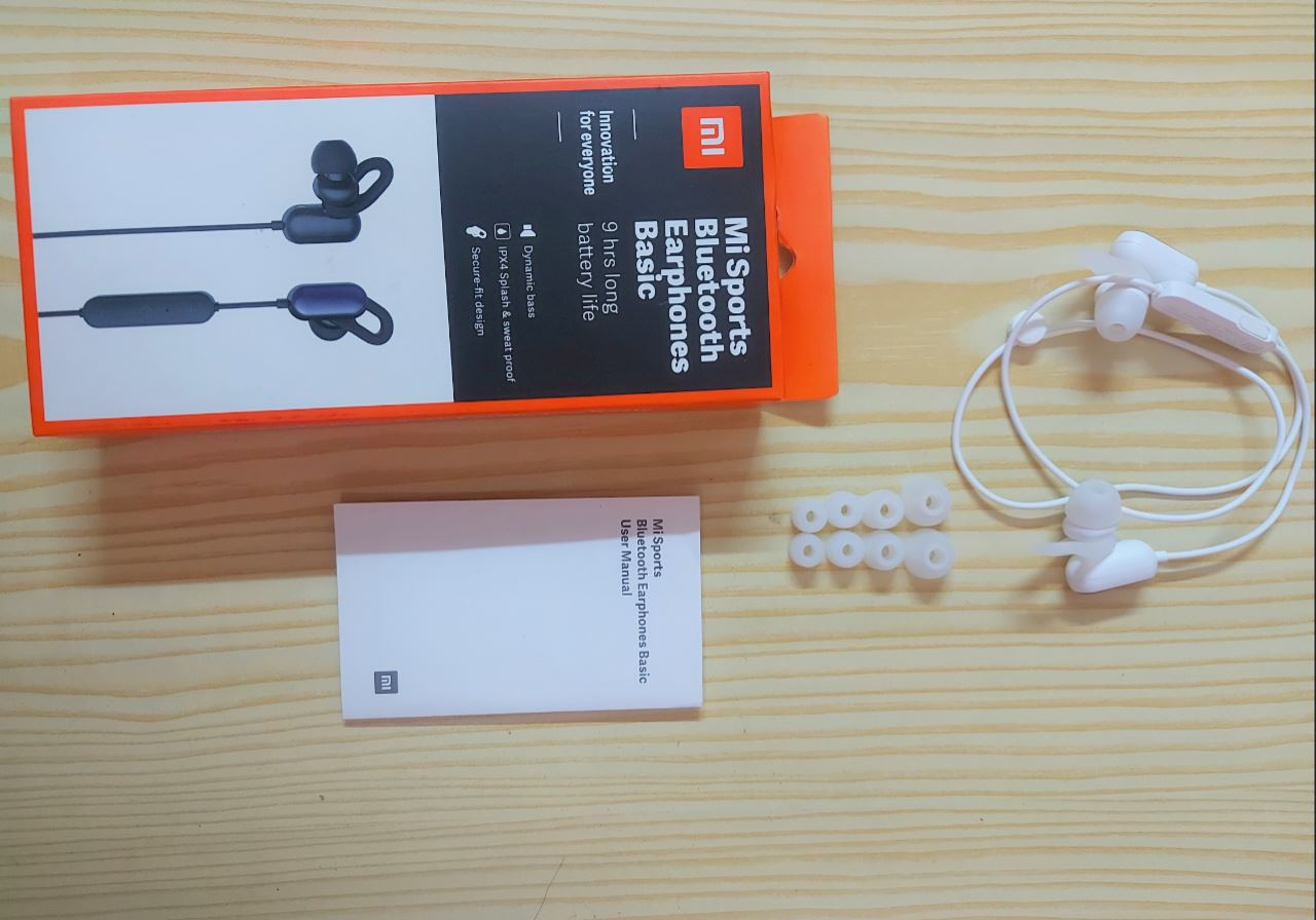 Mi Sports Bluetooth Earphones Basic review min