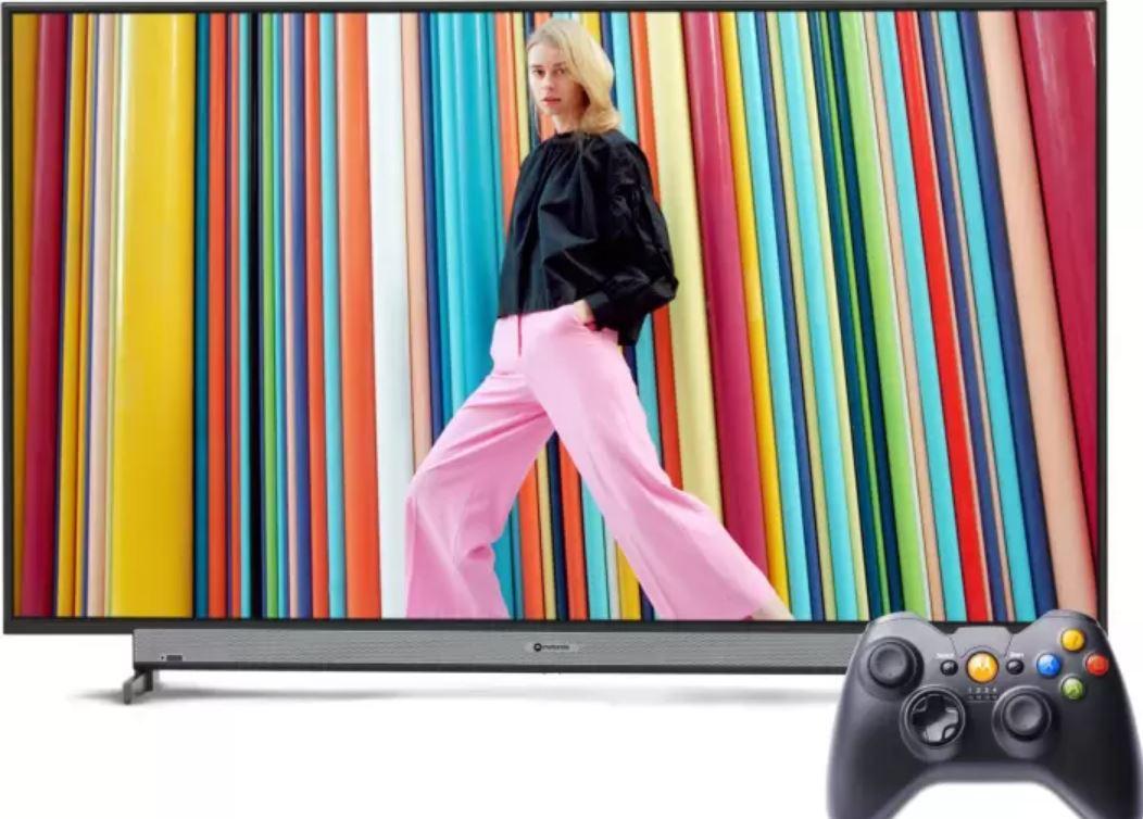 Motorola HD Ready LED Smart Android TV 32SAFHDM min
