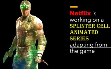 Netflix is planning to bring Splinter Cell animated series min