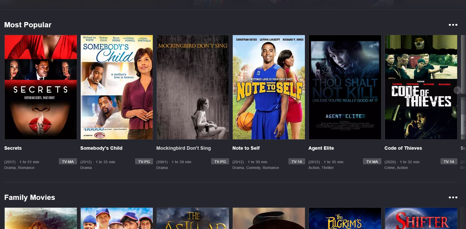 Tubi free streaming movies Tv shows online