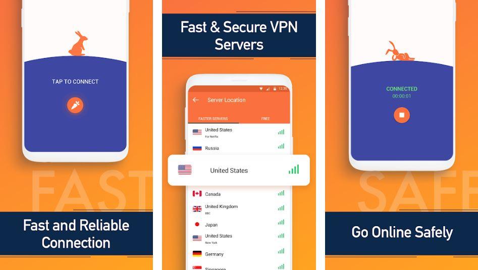 Turbo VPN Free VPN Proxy Server Secure Service