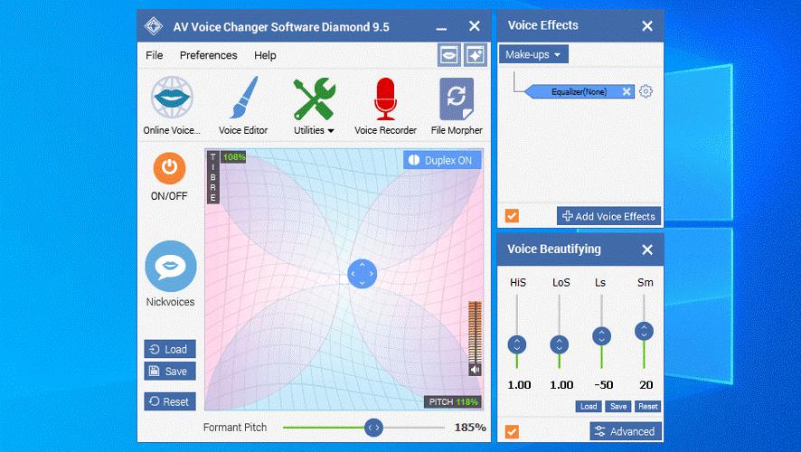 Voicemod audio modular windows 10