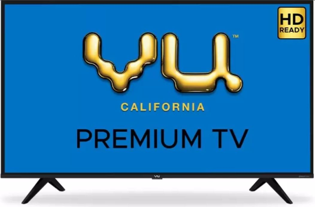 Vu Premium HD Ready LED Smart Android TV min