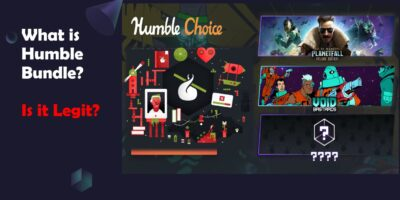 WHAT IS HUMBLE BUNDLE