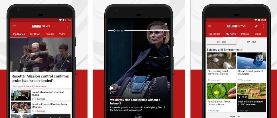 BBC Android