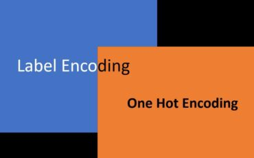 Difference between Label Encoding and One Hot Encoding min