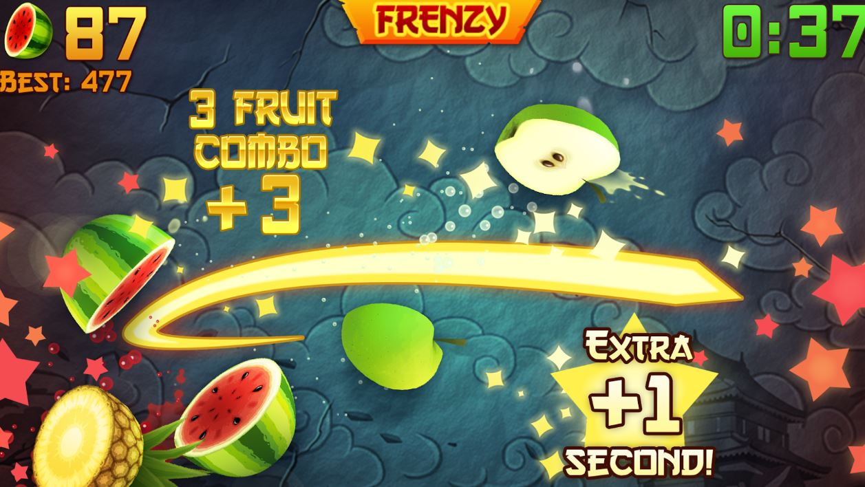 Fruit Ninja Arcade game offline android min