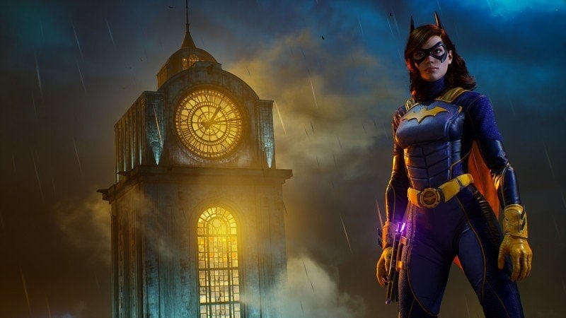 Gotham Knights game screenshot min