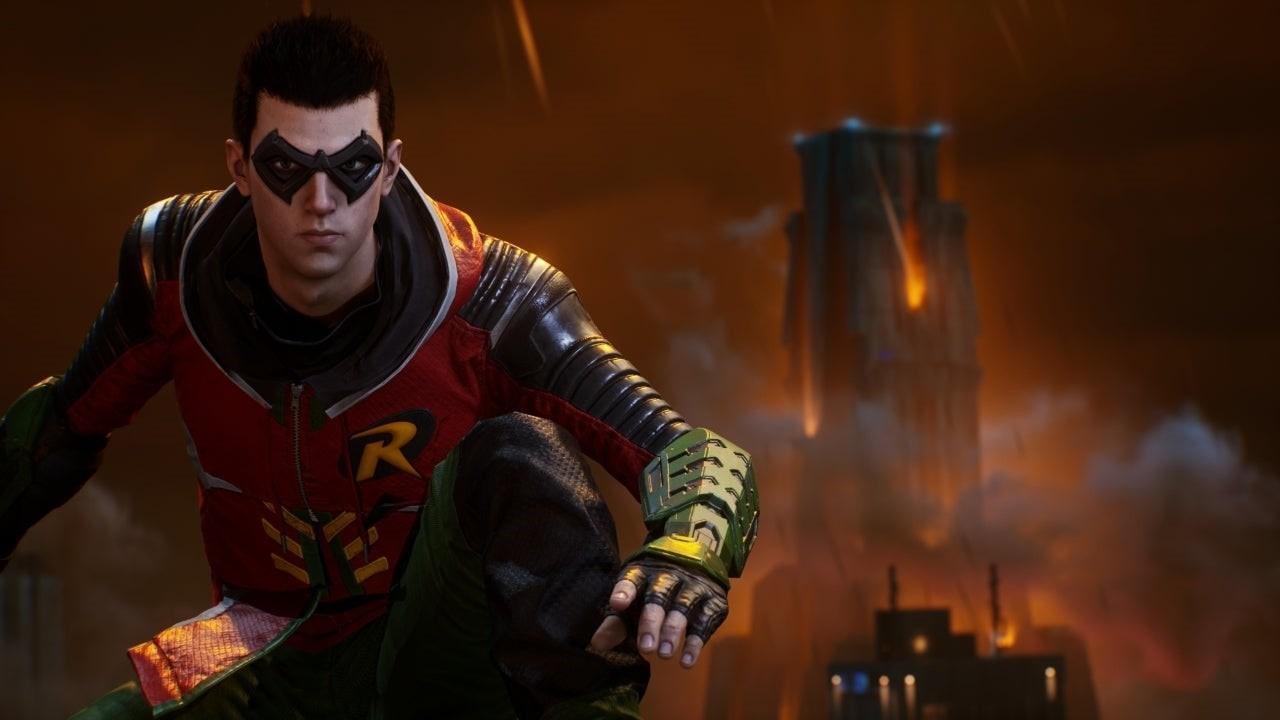 Gotham Knights gaming characters min