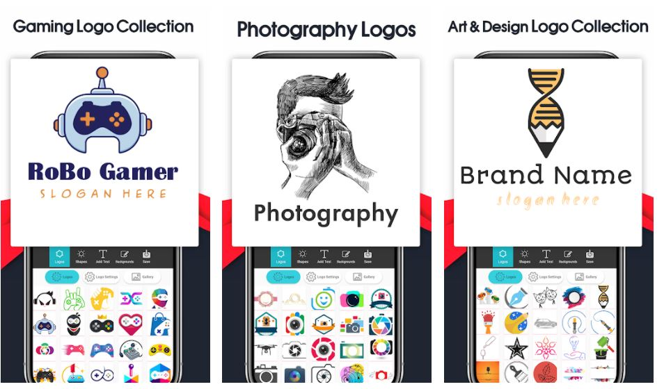 Logo Creator Generator Designer min