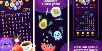Numberzilla Number Puzzle Board Game min