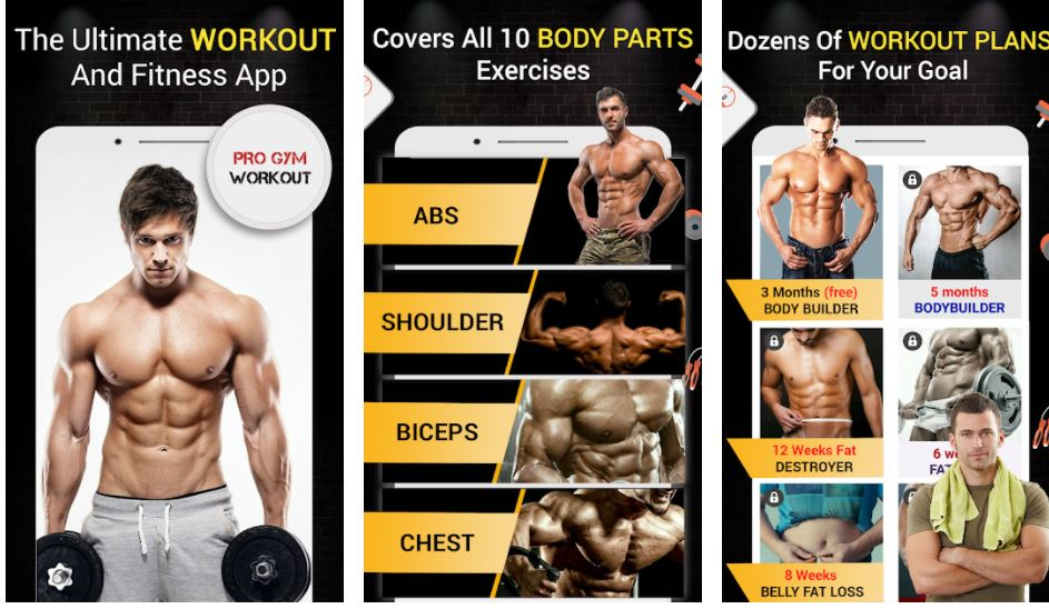 Pro Gym Workout Gym Workouts and Fitness min