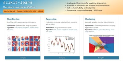 Scikit Learnn Machine Learning in Python