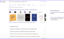 Searching for a specific phrase on the Google search engine