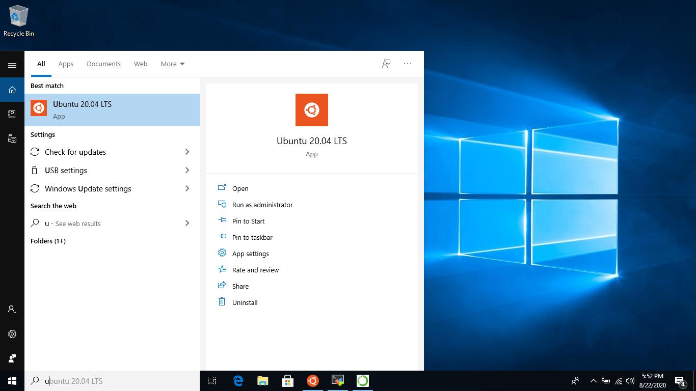 How To Install Anaconda On Wsl Windows 10 Using Ubuntu Linux App
