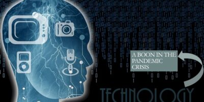 Technology A Boon in the Pandemic Crisis