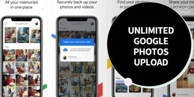 Upload all your photos and videos to Google Photos for free unlimited