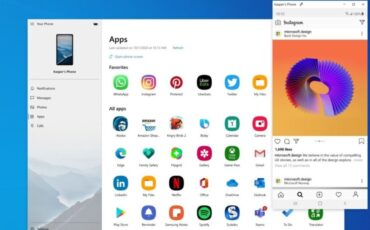Windows 10 can now lets run Android apps on the PC desktop